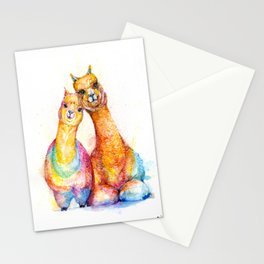 Packa'Alpaca Stationery Cards