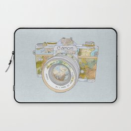 TRAVEL CAN0N Laptop Sleeve