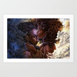Heaven's Gate-Activation Art Print