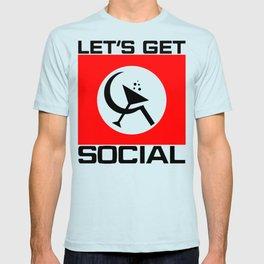 Let's Get Social T-shirt