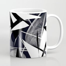Muted Chaos Coffee Mug