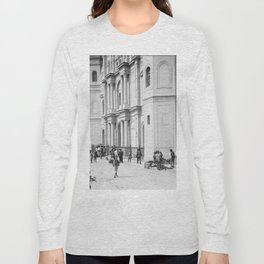 Saint Louis Cathedral, New Orleans 1910 Long Sleeve T-shirt