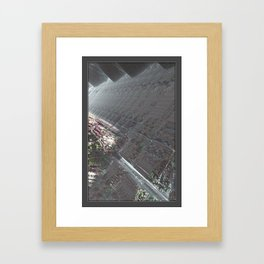 Exploration Framed Art Print