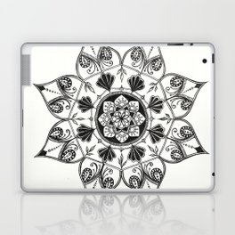 In the beginning it was all black and white. Laptop & iPad Skin