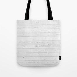 WHITEWASHED PINE Tote Bag