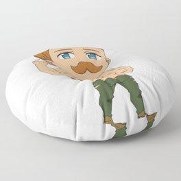 Escanor Floor Pillow