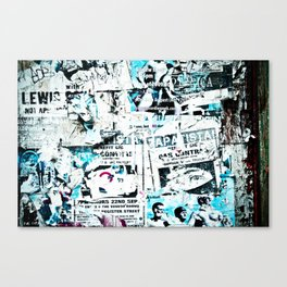 posters Canvas Print