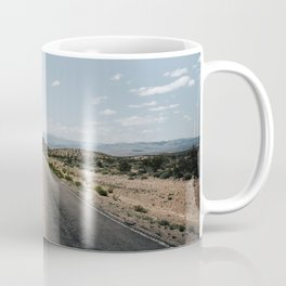 Open Road - Moapa Valley, NV Coffee Mug