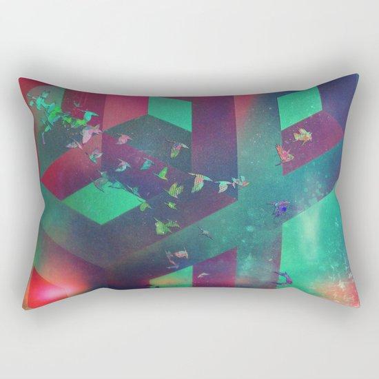 flyypyth Rectangular Pillow