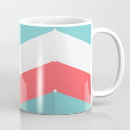 Geometric Fever #2 Coffee Mug