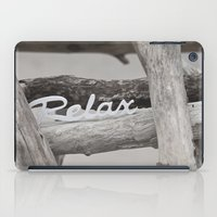 relax iPad Cases featuring Relax by LebensART Photography