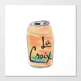 La Croix - Pamplemousse Canvas Print