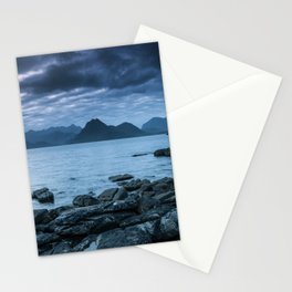 The Dark Cuillin II Stationery Cards