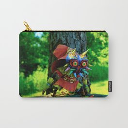 Skull Kid Carry-All Pouch
