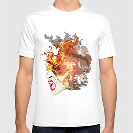 Fire- from World Elements Series T-shirt