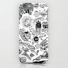 3am Thoughts Club iPhone 6s Slim Case