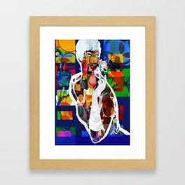 Agubeo Jinia Framed Art Print
