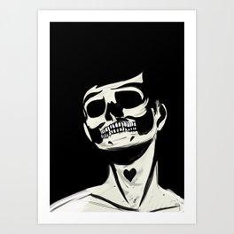 Faustus Art Print