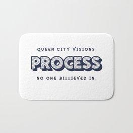 QUEEN CITY VISIONS Bath Mat
