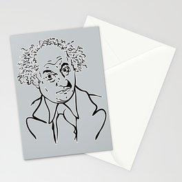 Face Larry Stationery Cards