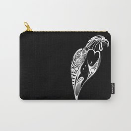 Bird Black Version Carry-All Pouch