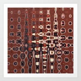 Tribal 1 Art Print