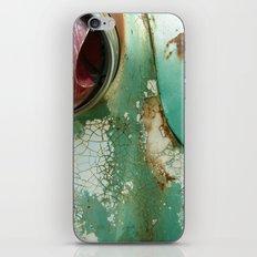 Rusty Trunk iPhone & iPod Skin