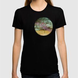 Laundry Line in Abstract T-shirt