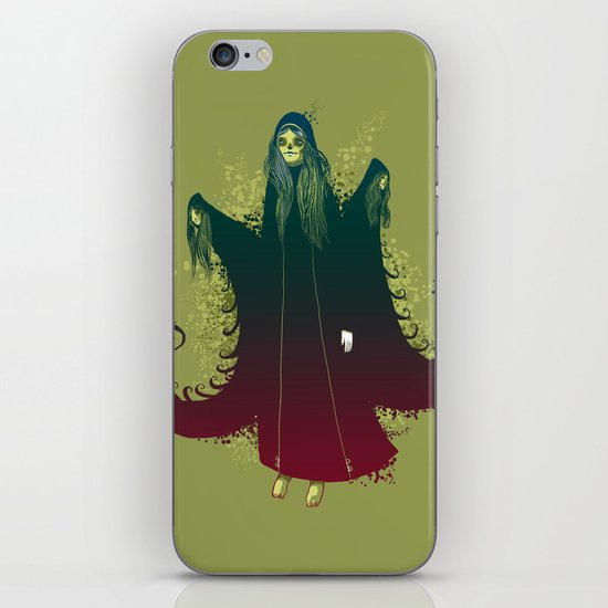 3 Witches iPhone & iPod Skin