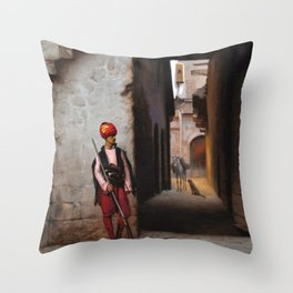 The Guard - Digital Remastered Edition Throw Pillow
