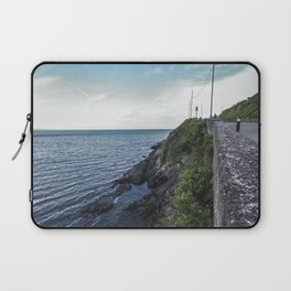 Along the sea in Ireland Laptop Sleeve