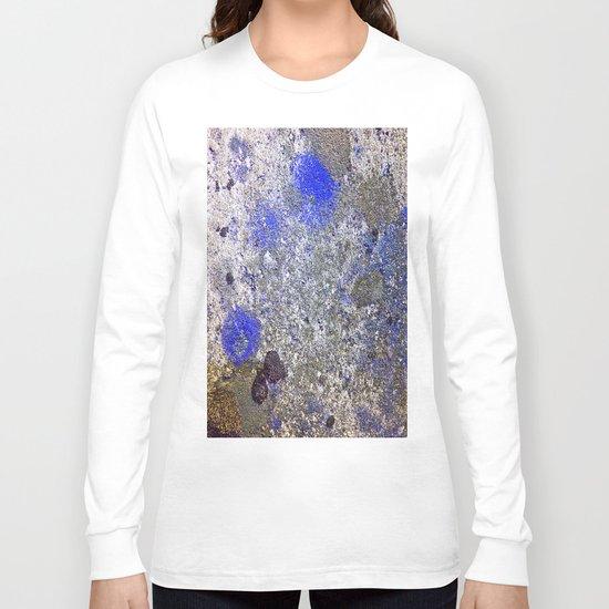 Blue Moss Long Sleeve T-shirt