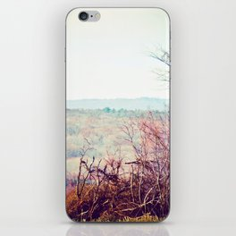 These Hills iPhone Skin