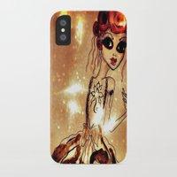 sassy iPhone & iPod Cases featuring Sassy by Sanoe Watt