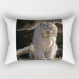I Am Watching You Rectangular Pillow
