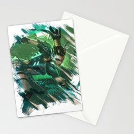 League of Legends Headhunter NIDALEE Stationery Cards