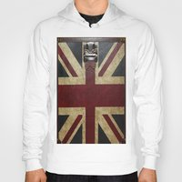 england Hoodies featuring England Reisen by Fine2art