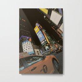 Times Square, NYC Metal Print