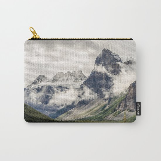 Alberta, Canada Carry-All Pouch