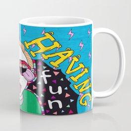 i am too busy having fun Coffee Mug