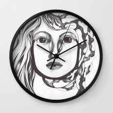 Nido inherte Wall Clock