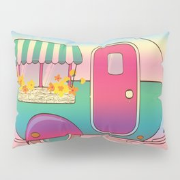 Happy Camper RV Camping Pillow Sham
