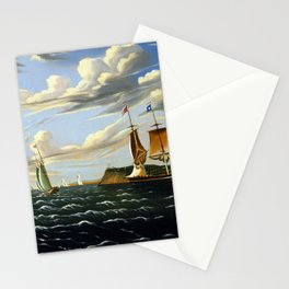 Thomas Chambers Staten Island and the Narrows Stationery Cards