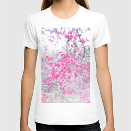 rose berries T-shirt