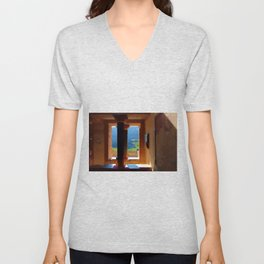 Knossian Afternoon Unisex V-Neck