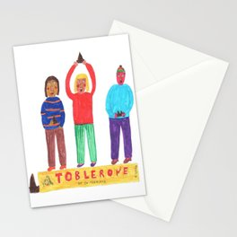 Toblerone. Stationery Cards
