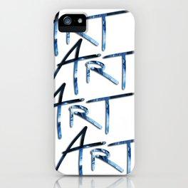 Art Break iPhone Case