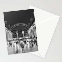 Grand Central Station in New York City Stationery Cards