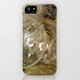 Christmas Sparkle iPhone Case