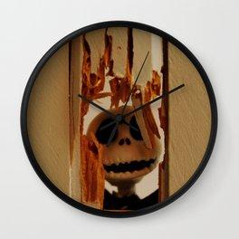 Here's Johnny Wall Clock